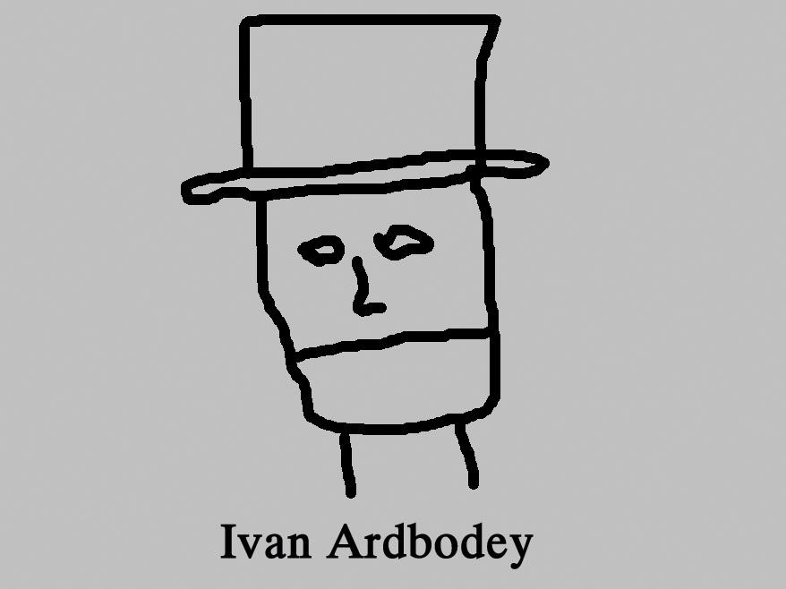 Ivan Ardbodey - philosopher